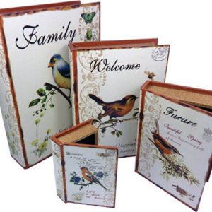 Book Boxes Birds: Welcome