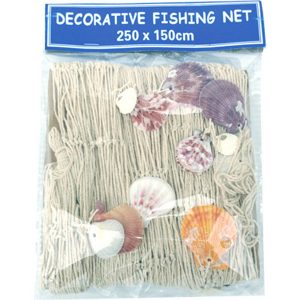 Fishnet decorating net Large