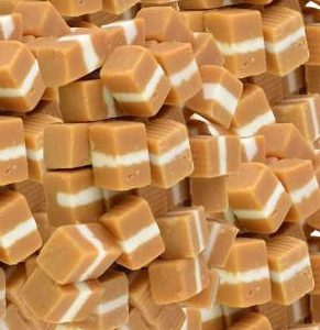 Jersey Caramels-  1kg Bulk Lollies Bag for Lolly Buffet - The Lolly Shop