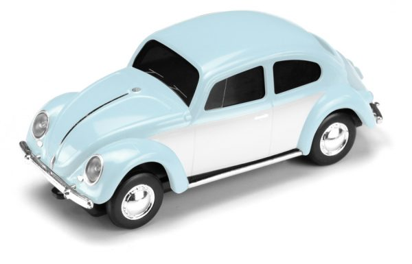 Volkswagen USB Flash Drive Beetle 16GB High Speed Flash Memory Stick USB 2.0 Blue