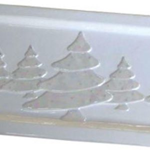 Christmas tree Platter 19.5cm x